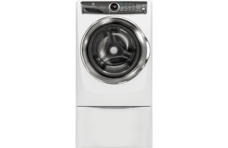 Electrolux Front Load Perfect Steam Washer - 4.4 Cu.Ft. CO-EFLS627UIW