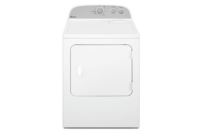 Whirlpool 7.0 cu. ft. Electric Dryer with Heavy Duty Cycle CO-YWED4815EW