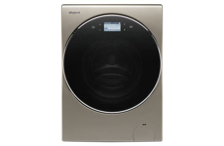 Whirlpool 3.2 cu.ft I.E.C. Smart All-In-One Washer and Dryer CO-YWFC8090GX