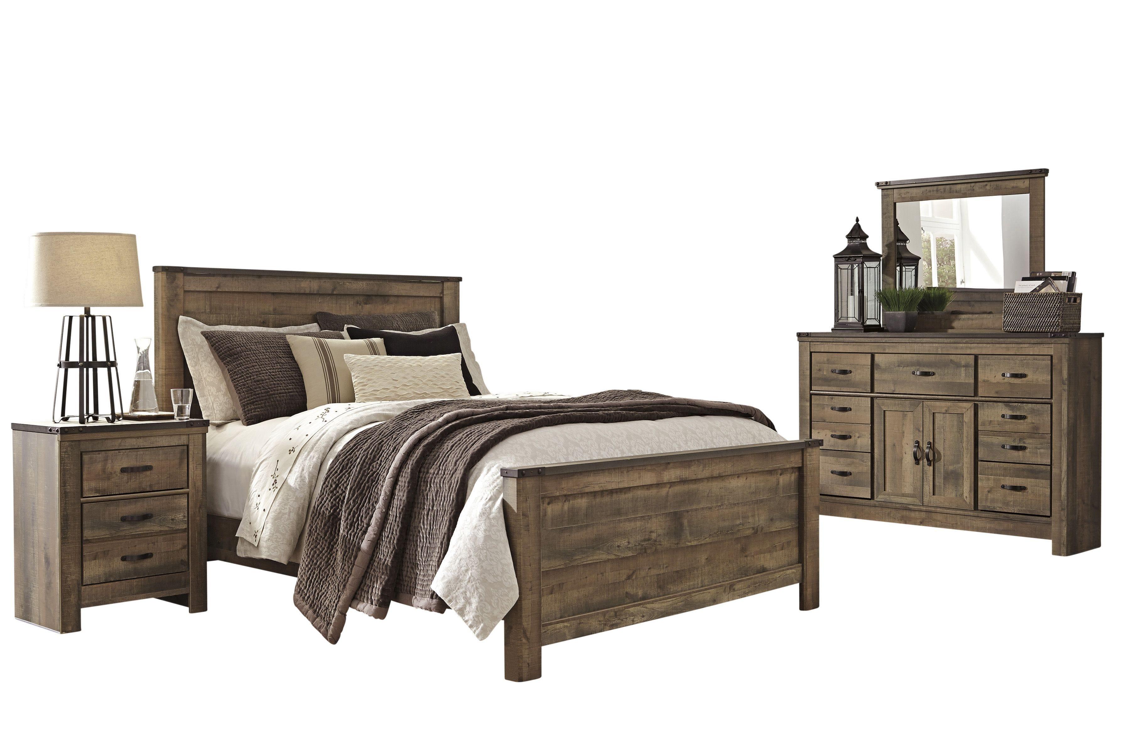 Trinell Queen 6pc Bedroom Set Tepperman S