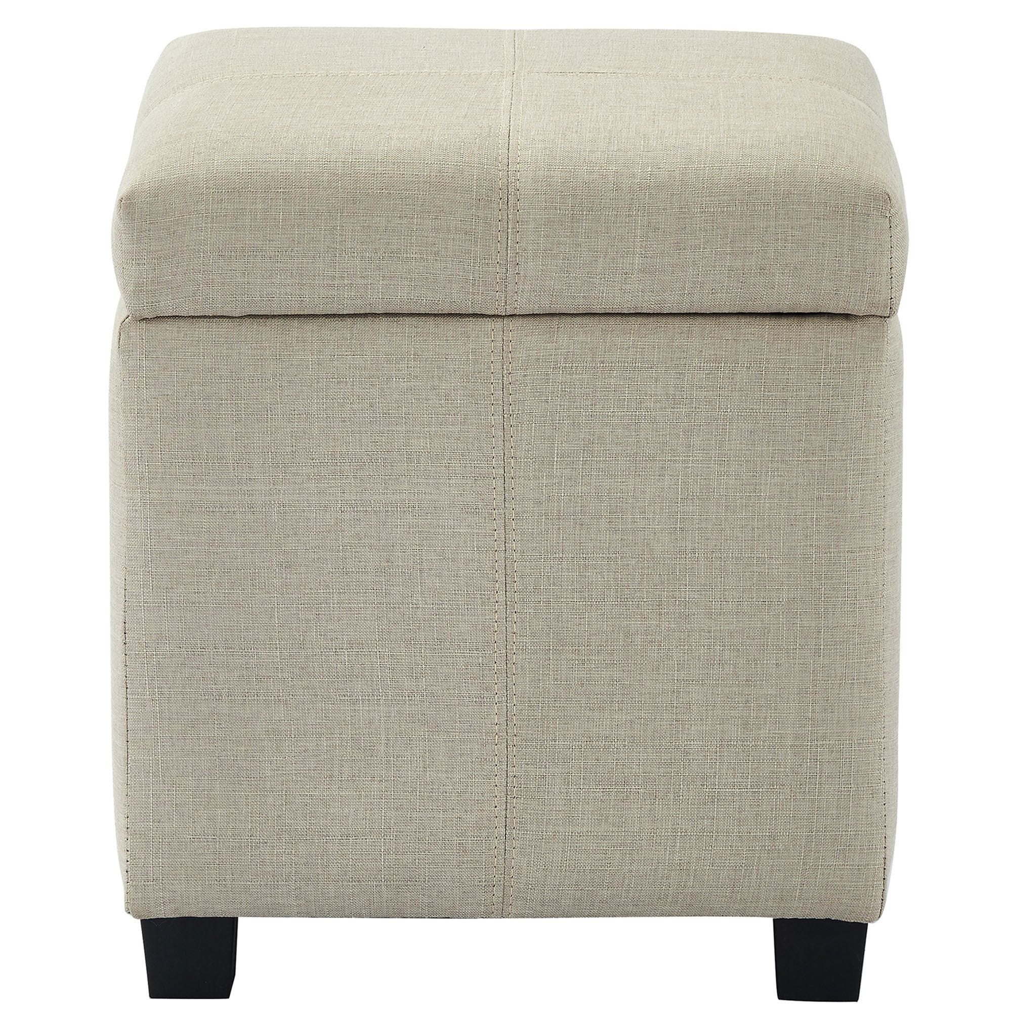 Wine time cube ottoman from my art