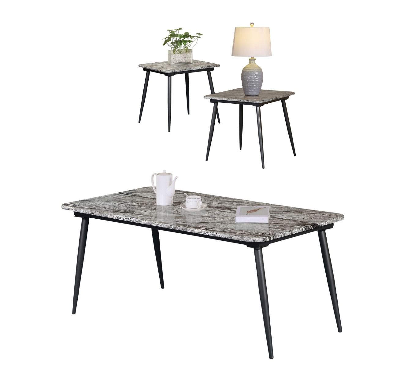 Cassidy Coffee And End Tables Tepperman S