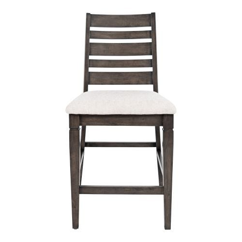 LINCOLN SQUARE COUNTER HEIGHT STOOL