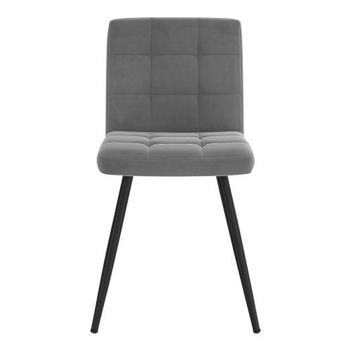 IVY SIDE CHAIR - GREY