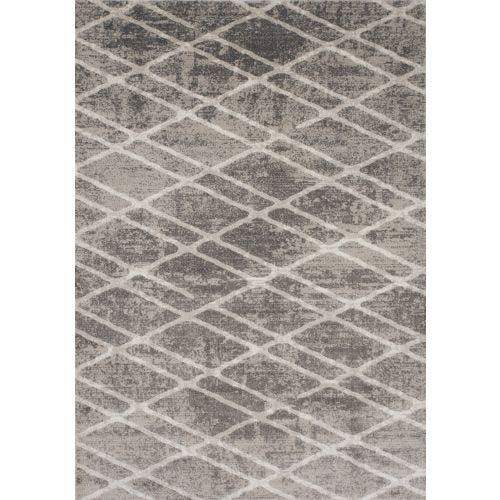 SAXON ALL DIAMOND 5X8 AREA RUG