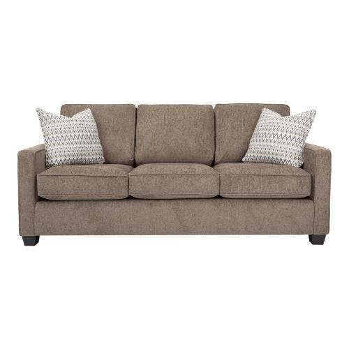 "HARRISON WOOD 79"" SOFA"