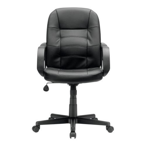 TONYA LEATHER LOOK OFFICE CHAIR