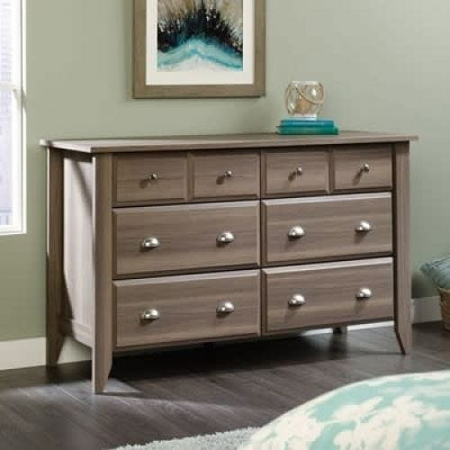 SHOAL CREEK DRESSER - DIAMOND ASH