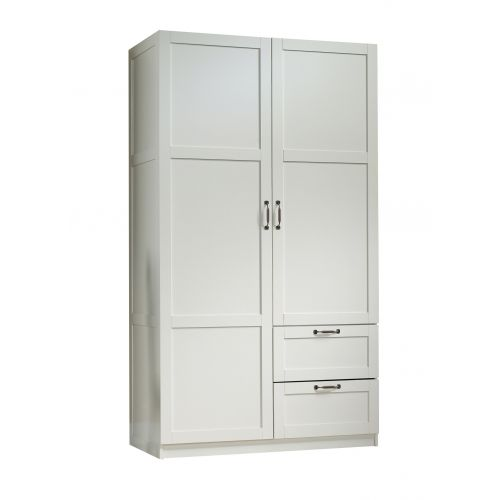 SELECT STORAGE WARDROBE - WHITE