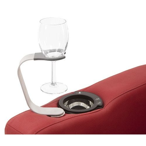 HOME THEATRE SEATING WINE HOLDER
