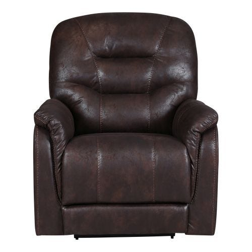 TAVA WALNUT POWER RECLINER