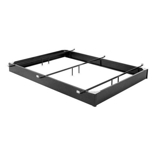 BLACK FULL BED BASE - HB BRACKETS NOT INCLUDED
