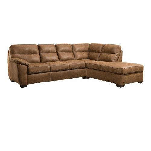 REMY SADDLE 2 PIECE SECTIONAL (6020/6010)