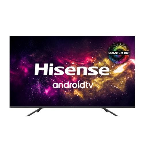"Hisense 65"" 4K UHD HDR QLED ANDROID SMART TV 65Q8G"