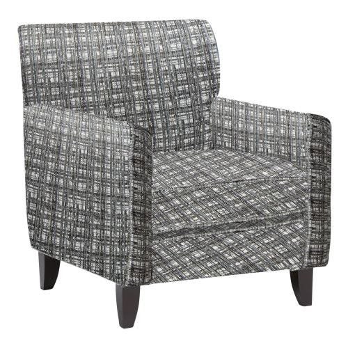 ABIE POTLATCH MARINE ACCENT CHAIR