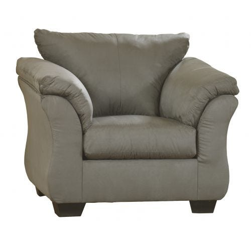 DARCY GREY CHAIR