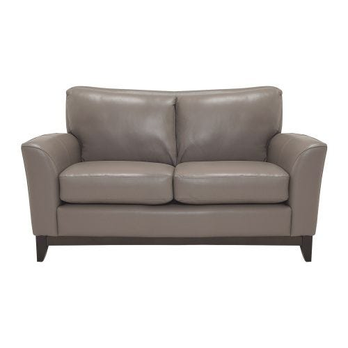 INDIA VALENCIA PEWTER LOVESEAT