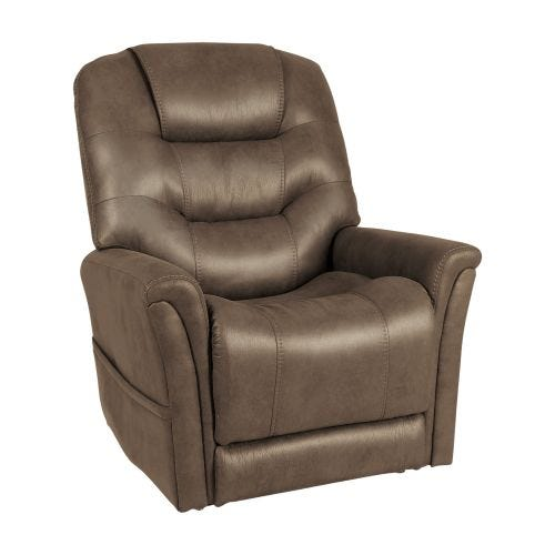 SOLUTIONS SILT LAYFLAT LIFT CHAIR W/POWER HEADREST