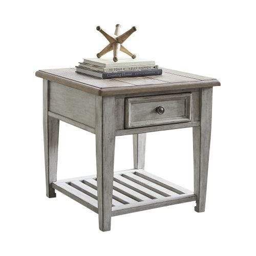 HEARTLAND END TABLE