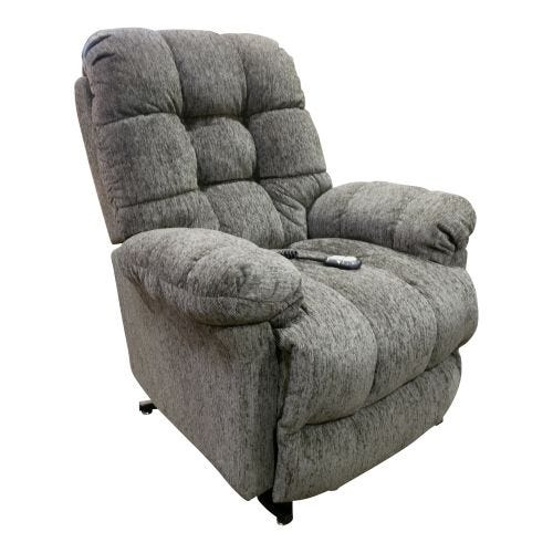 BROSMER SMOKE LIFT CHAIR W/POWER HEADREST