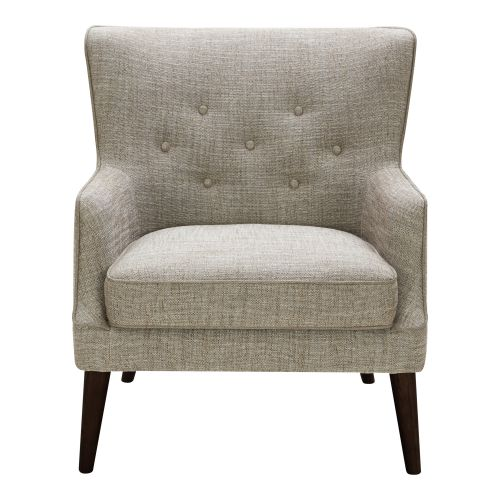 PAIGE FLAX ACCENT CHAIR
