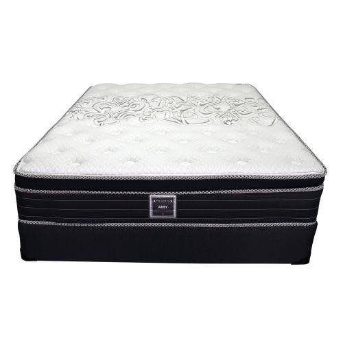 AMY ET QUEEN BED MATTRESS SET