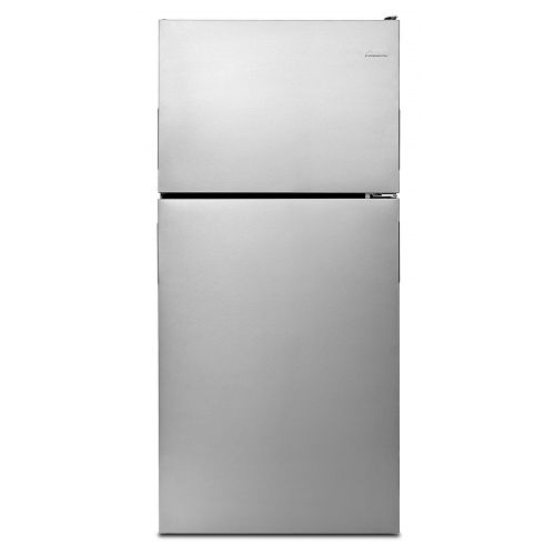 30-inch Amana Top-Freezer Refrigerator with Glass Shelves ART318FFDS