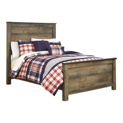 TRINELL YOUTH FULL 3 PC BED