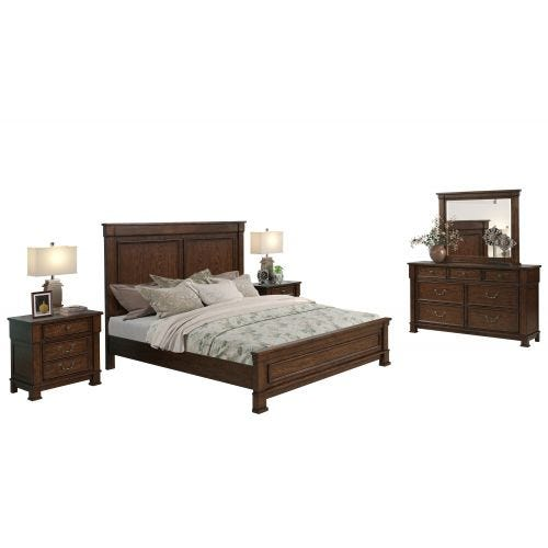 PROVIDENCE KING 6PC BEDROOM SET