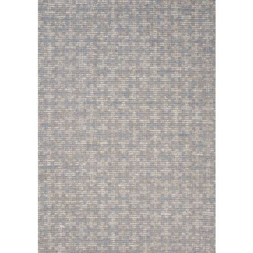 TERRA BLUE BLUR OUTDOOR AREA RUG 5'3 X 7'7
