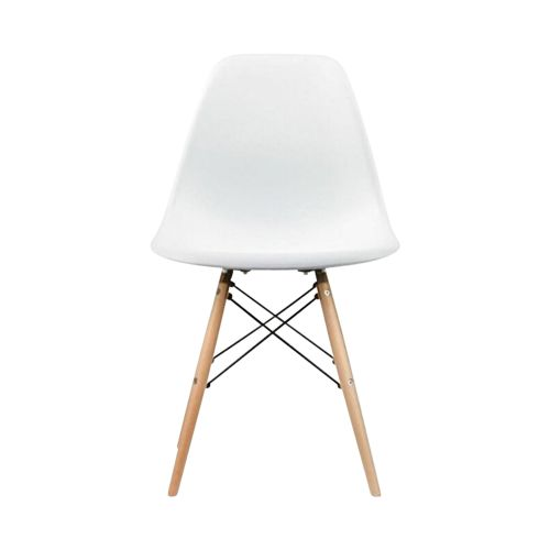 ALEXIS SIDE CHAIR - WHITE