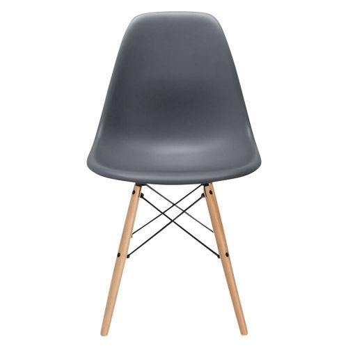 ALEXIS SIDE CHAIR - GREY