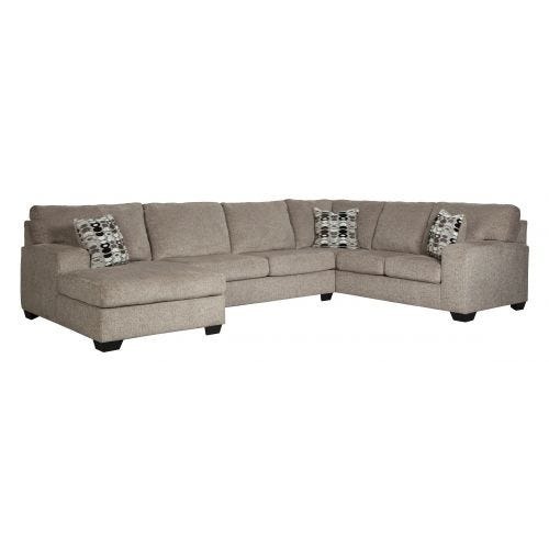 BALLINASLOE PLATINUM 3 PIECE SECTIONAL (34/16/67)