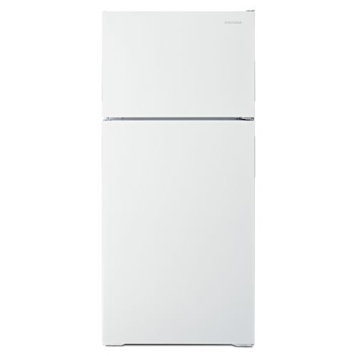 Amana 14 cu. ft. Top-Freezer Refrigerator with Flexible Storage Options CO-ART104TFDW