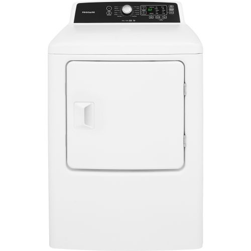 Frigidaire 6.7 Cu. Ft. High Efficiency Free Standing Electric Dryer CO-CFRE4120SW