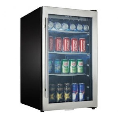Danby Beverage Center CO-DBC434A1BSSDD