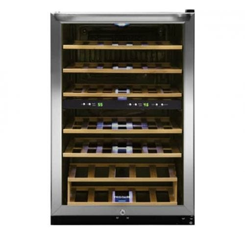 Frigidaire 38 Bottle Two-Zone Wine Cooler CO-FFWC3822QS