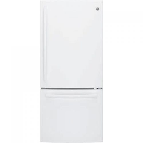 GE Refrigerator - Bottom Freezer CO-GDE21DGKWW