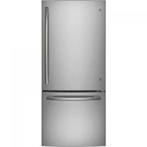 GE Refrigerator - Bottom Freezer CO-GDE21DSKSS