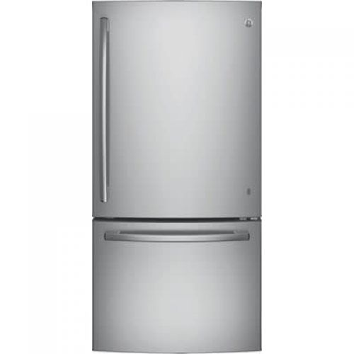 GE Refrigerator - Bottom Freezer CO-GDE25ESKSS