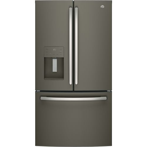 GE FRENCH DOOR FRIDGE SLATE CO-GFE26JMMES