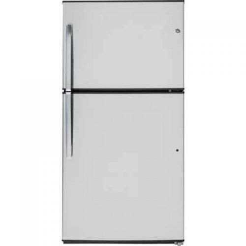 GE Refrigerator - Top Freezer CO-GTE21GSHSS
