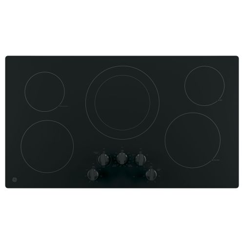 GE BLACK COOKTOP CO-JP3036DLBB