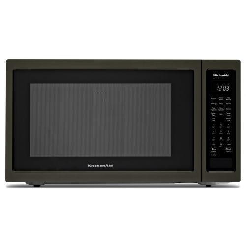 "KitchenAid 21 3/4"" Countertop Convection Microwave Oven 1000 Watt CO-KMCC5015GBS"