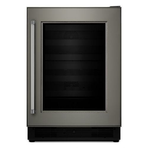 "KitchenAid 24"" Panel Ready Wine Cellar CO-KUWR204EPA"