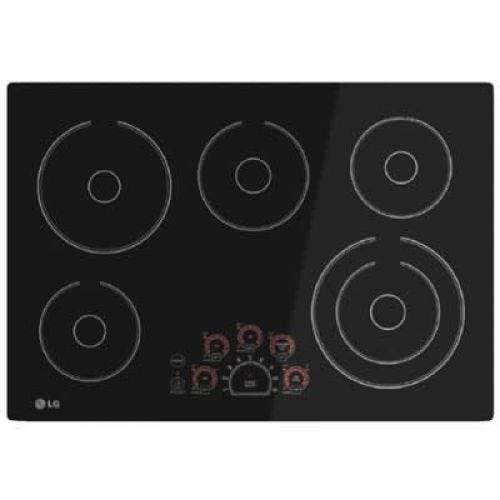 "LG 30"" Electric Cooktop CO-LCE3010SB"