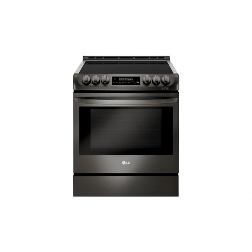 LG 6.3 cu. ft. Induction Slide-In Range With ProBake Convection CO-LSE4616BD