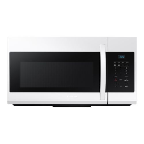Samsung Over-the-Range Microwave with New Door and Handle Design CO-ME17R7021EW/AC