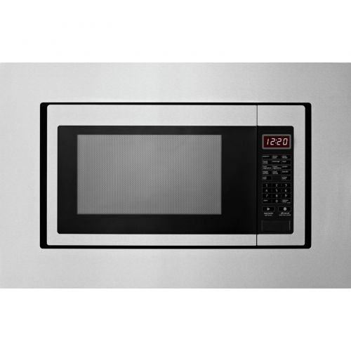 "Whirlpool 27"" Trim Kit for 1.6 cu. ft. Countertop Microwave Oven CO-MK2167AS"