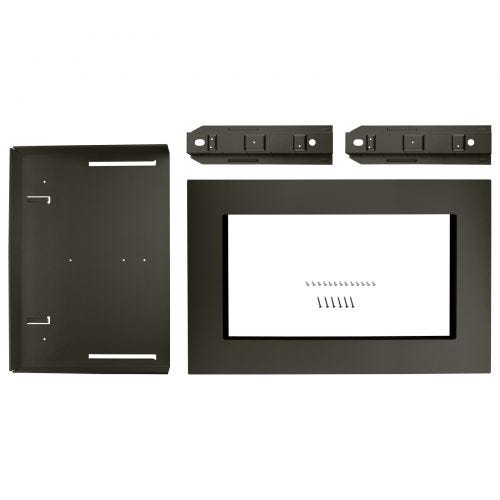 "Whirlpool 27"" Trim Kit for 1.6 cu. ft. Countertop Microwave Oven CO-MK2167AV"